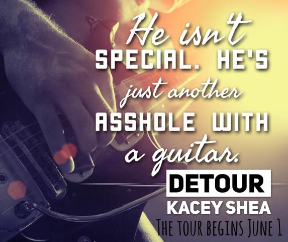 Detour by Kacey Shea