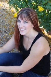 Author Kacey Shea
